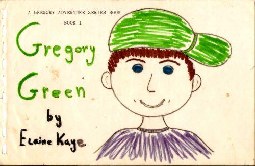GREGORY GREEN original cover
