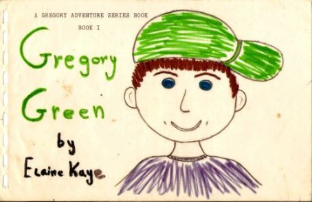 GREGORY GREEN original cover